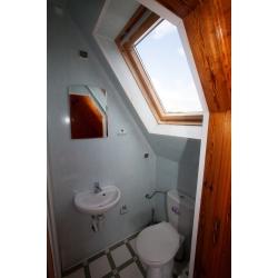 Łazienka na pietrze - Kliknięcie spowoduje wyświetlenie powiększenia zdjęcia