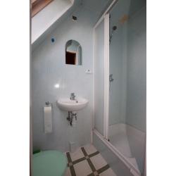 Łazienka na piętrze - Kliknięcie spowoduje wyświetlenie powiększenia zdjęcia
