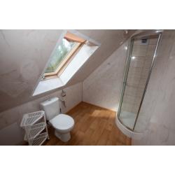 łazienka piętro - Kliknięcie spowoduje wyświetlenie powiększenia zdjęcia